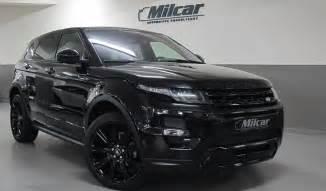 milcar automotive consultancy 187 range rover evoque