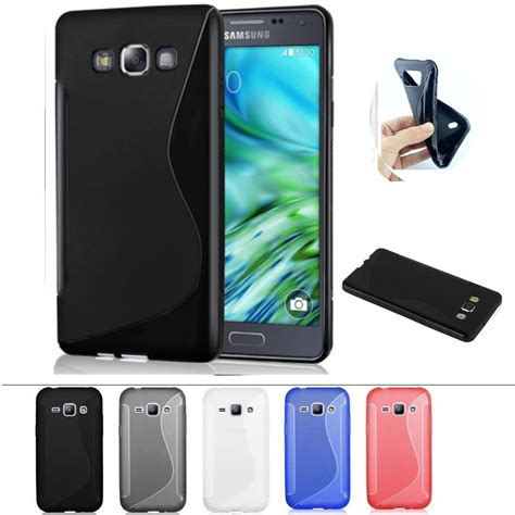 Tpu Fuze Silicon Jelly Samsung J7 Pro soft tpu silicone rubber transparent cover for samsung galaxy a3 a5 a7 a8 a9 j1 j3 j5 j7