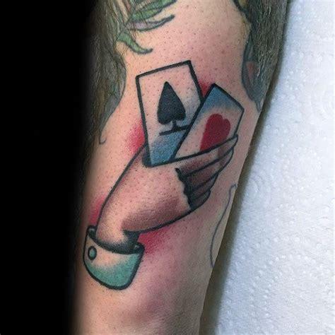 good luck tattoos for men 40 luck tattoos for lucky design ideas