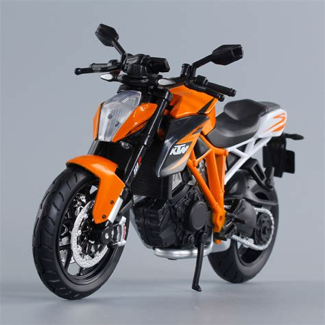Ktm Toys Aliexpress Buy Maisto 1 12 Scale Motorbike Model