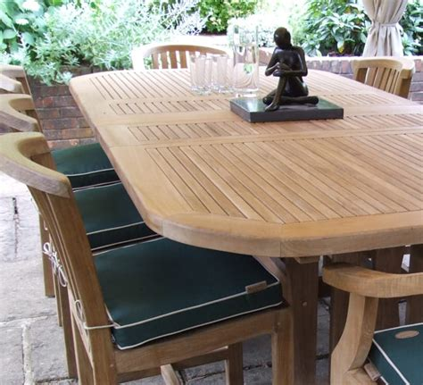 Leaf Dining Room Table Teak Furniture Amp Teak Garden Furniture In London Amp Nationwide