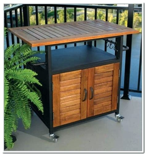 outdoor buffet cabinet outdoor buffet cabinet teak wood tile top modern ideas shelving shoe storage kitchens without