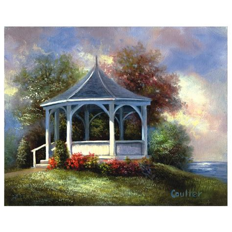 gazebo masterpiece lakeside gazebo masterpiece set royal langnickel