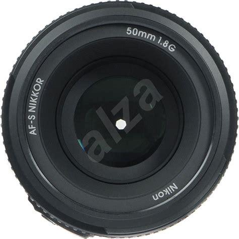 Nikkor 50mm F 1 8g nikkor 50mm f 1 8g af s objektiv alza cz
