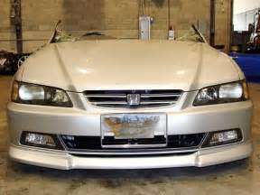 jdm 1999 2002 honda accord r front end conversion 99