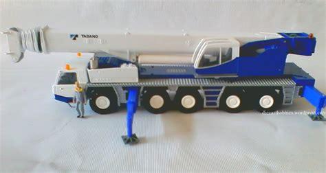 Alat Berat Tadano diecast miniatur alat berat tadano atf 160g 5 all terrain crane tempat yang tepat mencari