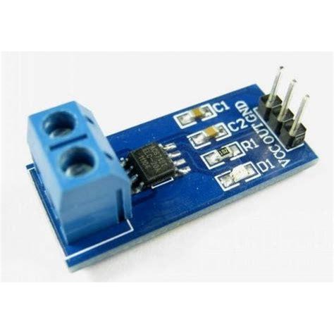 Acs712 20 Effect Current Sensor Arus 20a 5a dc current sensor acs712