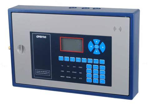 manual del panel de control de alarma contra incendios direccionable de un solo lazo de alarma contra incendios