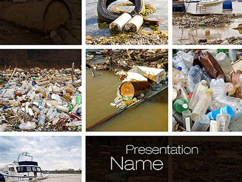 ppt templates for water pollution pollution of water presentation template for powerpoint