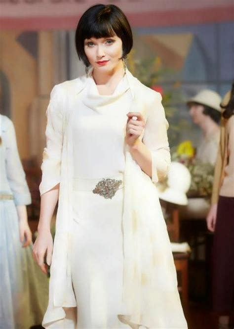 what hairstyle is miss fischers retrovizor miss fisher s murder mysteries