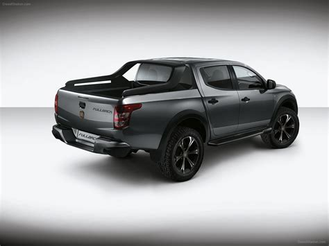 fiat fullback concept 2016 car wallpapers 02 of 4