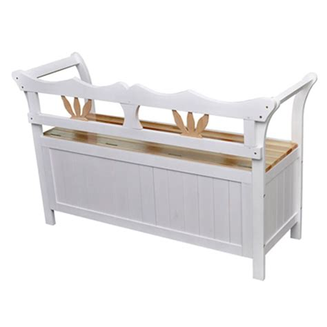 white wooden storage bench vidaxl co uk vidaxl storage bench 126x42x75 cm wood white