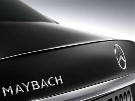 maybach automobile manufacturer mercedes maybach s600 interior revealed prior to launch