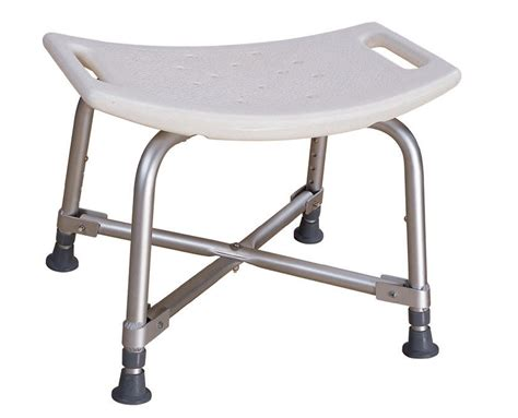 bench shower bath bench without back preston home medical supplies