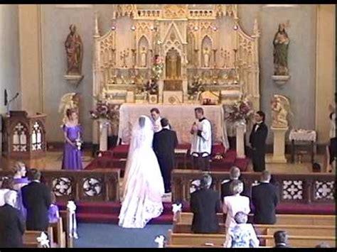 catholic priest for wedding tridentine mass wedding 1 7