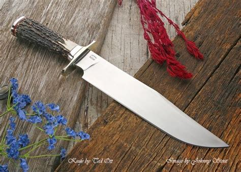 Handmade Bowie - 17 best images about knives and swords on