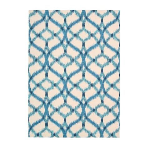 Ikat Outdoor Rug Echo Ikat Outdoor Rug Frontgate