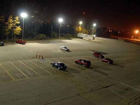 gt illuminazione illuminazione per parcheggi centri commerciali gt