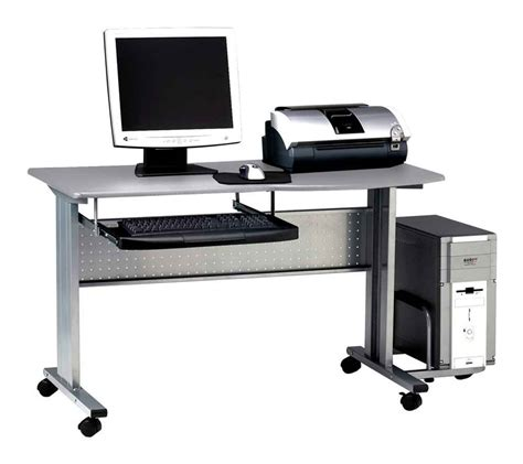 Laptop Desk Station Industrial Computer Desk Furniture Workstations