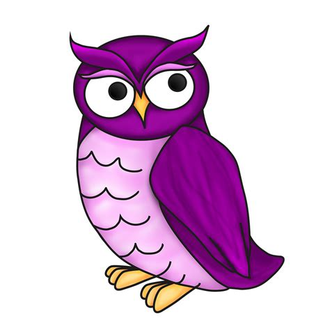Owl Purple falling into place excelsior college s writing lab