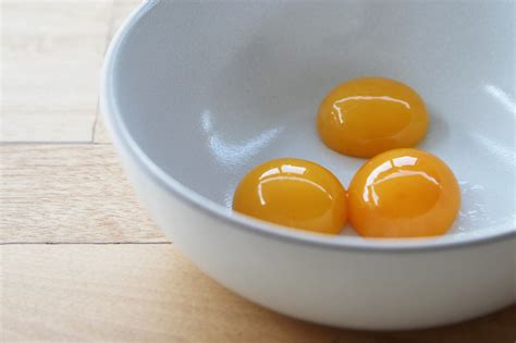 Yolk Egg what to do with egg yolks popsugar food