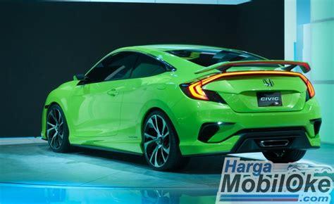 Cover Mobil Type Sedan Ukuran Besar mengintip product baru new honda civic coupe type r