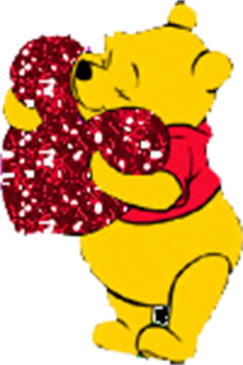 imagenes de winnie pooh con un corazon 25 gambar animasi bergerak lucu terbaru bangiz