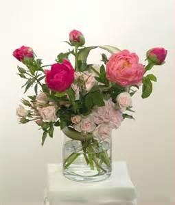 peony flower arrangement peony arrangements by yukiko