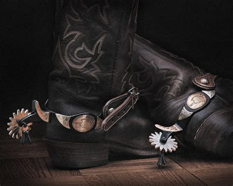 boots and spurs boots and spurs photograph by krasimir tolev
