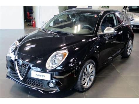 alfa romeo mito nera sold alfa romeo mito 1 4 t gpl 120 used cars for sale autouncle