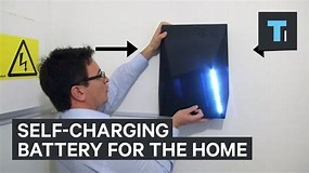 Image result for Self Charging Battery