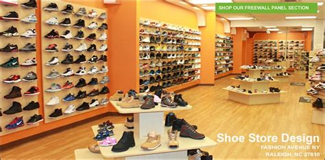 athletic shoe store creative store solutions inc