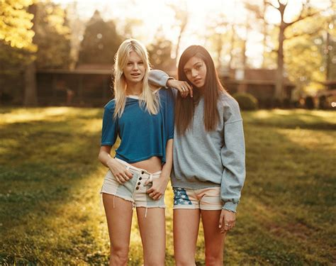 urban outfitters launches home lookbook d magazine nadine and gabby front urban outfitters quot summer c quot lookbook