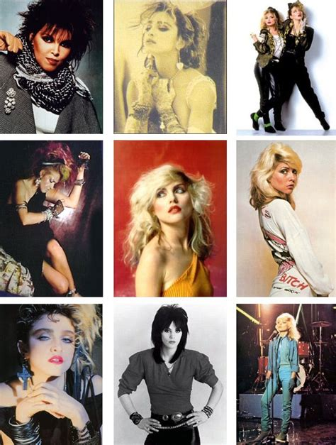 Do You A Fashion Icon by 80s Fashion Icons Www Pixshark Images Galleries