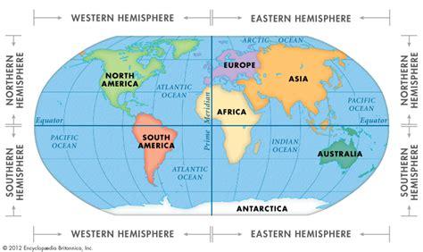 hemisphere encyclopedia children s homework help