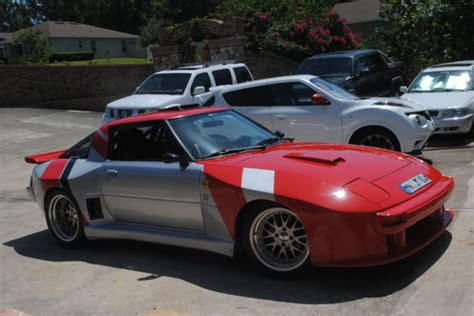 widebody rx7 for sale 1985 imsa rx7 widebody