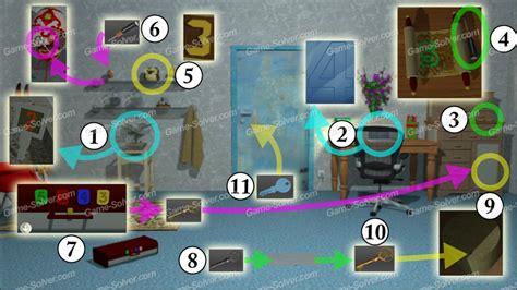 Escape Room 3 Level 10 by Escape 10 Magic Rooms Stage 3 Solver