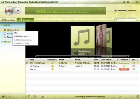 Logik Radio Also Streams Files Of Your Pc by Wondershare Audio Recorder
