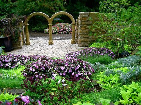 U S Central Garden Housecalls Cleveland Botanical Garden