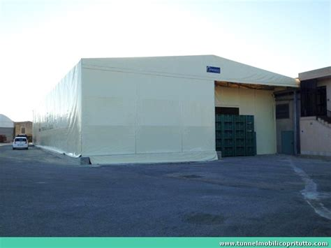 capannone pvc capannoni mobili in telo pvc