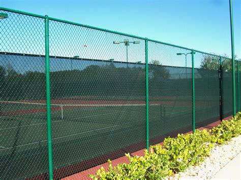 chain link fence chain link fence