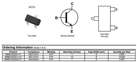 mmbta datasheet  npn smd type transistor