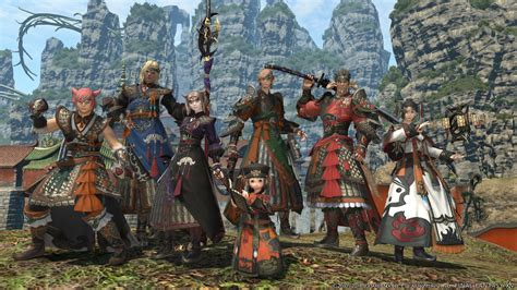 ffxiv all new hairstyles 3 0 final fantasy xiv shows off new patch 4 2 gear hairstyles