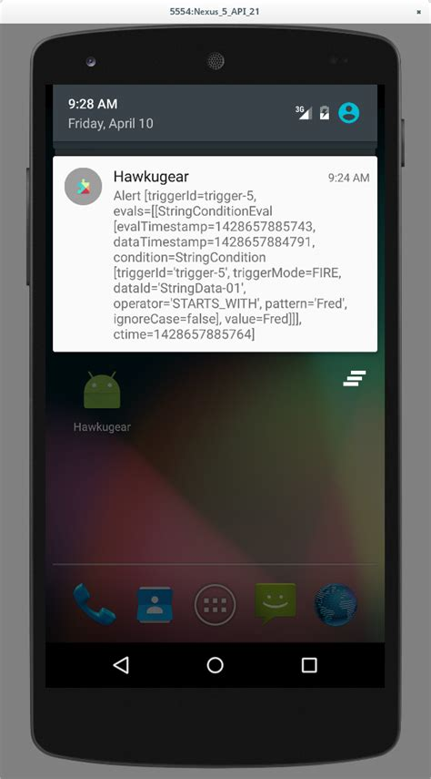 android application for mobile alert notifiers for mobile devices planet jboss developer