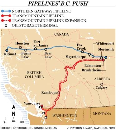 pattern energy british columbia resistance fierce as oil sands battle shifts to british