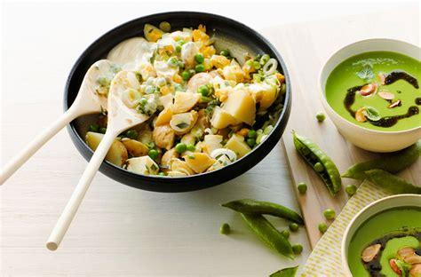 Bounty Kitchen Detox Salad by Easy Potluck Recipes Sunset