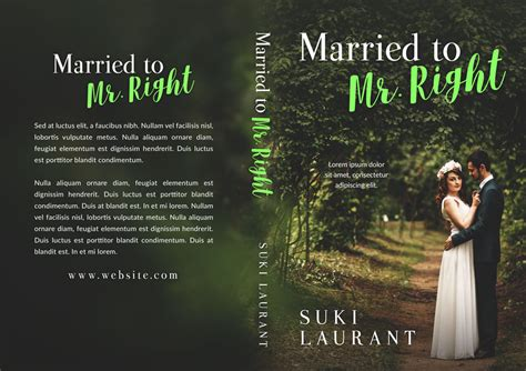 the user guide when dating married books married to mr right premade book cover for sale