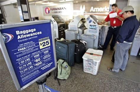 american airlines baggage fee american refunds canceled plane ticket keeps 15 checked baggage fee consumerist