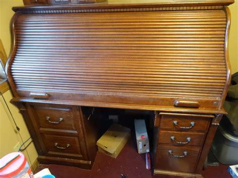 whalen roll top desk roll top desk whalen furniture k c auctions blaine