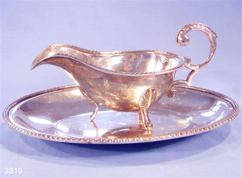 copper gravy boat uk silver plated vintage gravy boat sauce boat and saucer